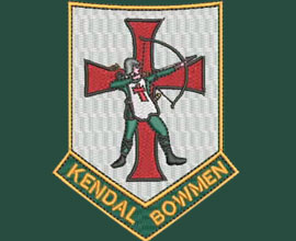 Kendal Bowmen Clothing - Opens in new window